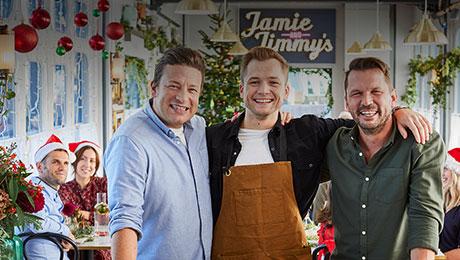 杰米圣诞美食秀
